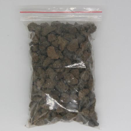 Sachet de pouzzolane en format 220g, pour la décoration des aires de chasses de vos colonies de fourmis.